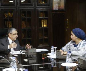 """الدكتور محمد شاكر وزير الكهرباء يروي لـ""""صوت الأمة"""" تفاصيل العبور المصرى إل دولة مصدرة للكهرباء (حوار)"""