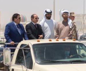 فعاليات إفتتاح قاعدة 3 يوليو.. تتصدر عناوين الصحف العربية والعالمية.. القيادة المصرية تقوم بتحديث جيشها وشراء أسلحة متطورة