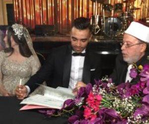 بث مباشر.. حفل زفاف يوسف أوباما نجم الزمالك فى التجمع الخامس