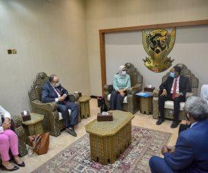 وزيرة الصحة: 5 مراكز لعلاج فيروس C وB بالسودان ضمن مبادرة الرئيس لعلاج مليون إفريقى