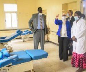 الصحة: 500 مواطن جنوب سودانى تقلوا العلاج من فيروس C ضمن مبادرة علاج مليون إفريقى