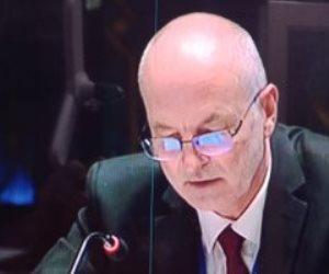 ممثل استونيا بمجلس الأمن: على الأطراف الثلاثة التوصل لحل سلمى حول أزمة سد النهضة