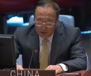مندوب الصين بمجلس الأمن: يجب حل أزمة سد النهضة بالمفاوضات والمشاورات