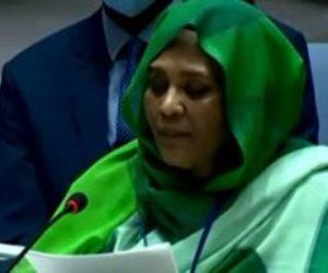 وزيرة خارجية السودان: سلوك إثيوبيا حول سد النهضة يهدد الشعبين المصرى والسودانى