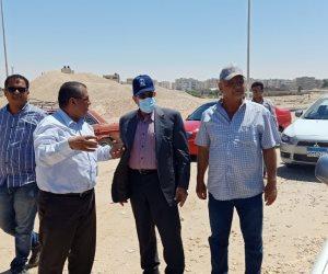 وتستمر تنمية سيناء.. آخر تطورات إنشاء مشروعات المجمع الصناعي الحرفي بالعريش (صور)