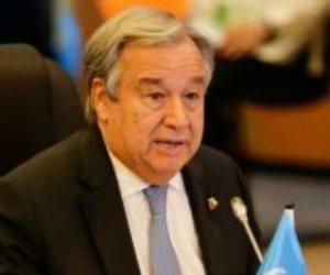 """أمين عام الأمم المتحدة: الوضع فى إقليم تيجراى """"مقلق للغاية"""""""
