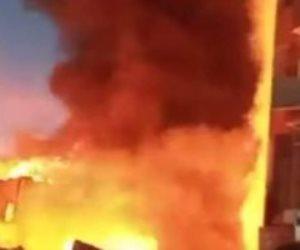 6 قتلى و14 مصابا بالعراق فى حريق بمركز عزل المصابين بكورونا