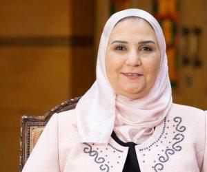 وزيرة التضامن الاجتماعي تعلن قفزة في إجمالي قيمة المنح الأجنبية خلال النصف الأول من عام 2021