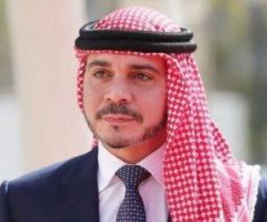 الأمير على بن الحسين يؤدى اليمين الدستورية نائبا لملك الأردن