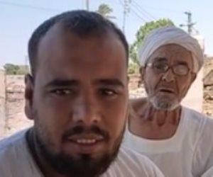 «حياة كريمة» تساهم في دخول الصرف الصحي لأول مرة بقرية الرياينة (بث مباشر)