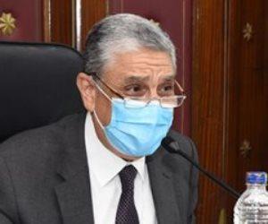 محمد شاكر: نشهد تطورات إيجابية في تنفيذ محطة الضبعة