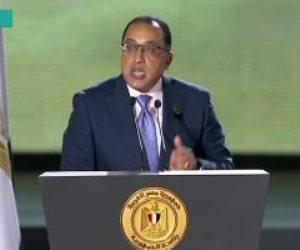 رئيس الوزراء لـ السيسى: نعاهدك كحكومة ومجتمع مدنى على إنهاء معاناة الريف المصرى