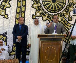 محافظ شمال سيناء لـ «أهالي رفح»: توزيع المرحلة الأولى من «رفح الجديدة» قريبا