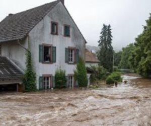 الفيضانات تنهك أوروبا.. وفيات بالجملة وفقدان العشرات وإجلاء مئات المواطنين
