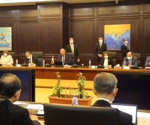 انطلاق جولة المباحثات بين شكري ونظيره الصيني حول القضايا الإقليمية والدولية