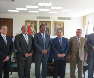 وزير المالية: نعمل على تعزيز التعاون الاقتصادى مع السودان وتنشيط حركة التجارة البينية
