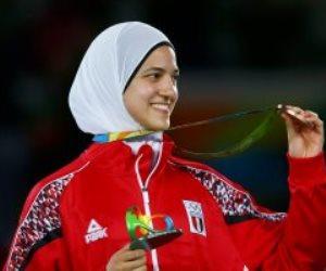 رسمياً.. هداية ملاك وأبو القاسم يحملان علم مصر فى أولمبياد طوكيو