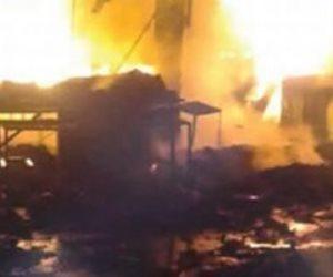 قتلى وجرحى في انفجار عبوة ناسفة في سوق بمدينة الصدر شرقى بغداد