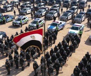 شوارع مصر وميادينها آمنة.. الشرطة تؤمن احتفالات عيد الأضحى (صور)