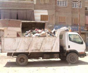 في أول أيام العيد.. «الجيزة» ترفع 12 ألف طن مخلفات وقمامة من الشوارع