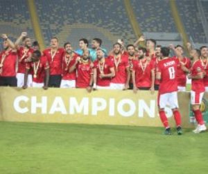 هدفان لـ أفشة وبصمة لطاهر ضمن أجمل أهداف الموسم فى دوري أبطال أفريقيا