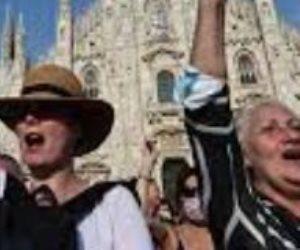 مظاهرات في فرنسا وأعتراضات بإيطاليا.. أوروبا ترفض الإغلاق بسبب كورونا