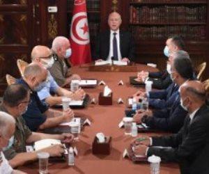 قيس سعيد يترأس اجتماعا طارئا للقيادات العسكرية والأمنية