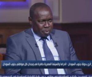 وزير الرى بجنوب السودان: زيارة السيسى منحتنا ثقة المجتمع الدولى