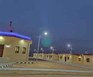 """«حياة كريمة» تعيد الحياة إلى """"حي الشياحة"""" بوسط سيناء.. صور من أرض الواقع"""
