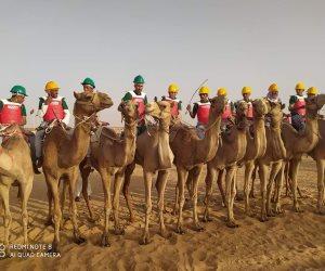الجمعة .. انطلاق سباق الهجن الثاني بمضمار العلمين في مطروح..بمشاركة  900 مطية برعاية دولة الإمارات (صور)
