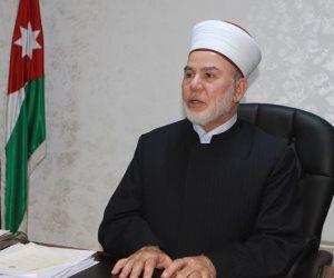 مفتي الأردن: اشعر بالاعتزاز لما يقدمه علماء دار الإفتاء من مشاريع بارزة