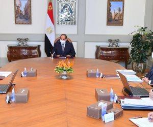 """الرئيس السيسي يؤكد على الدعم الكامل لتنفيذ سد """"جوليوس نيريري"""" بتنزانيا"""
