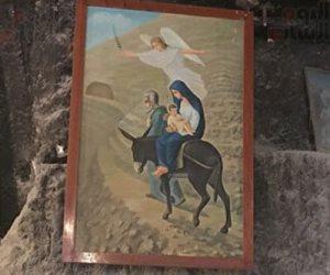 بعد جدل تجديدها.. قصة دير درنكة والمغارة المقدسة بأسيوط (صور)
