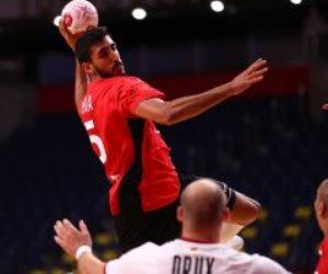 منتخب اليد يواجه إسبانيا على برونزية اليد فى الأولمبياد