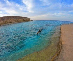 أهم 8 شواطئ في مرسى مطروح.. أشهرها «الغرام وحمام كليوباترا» (صور)