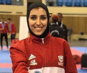جيانا فاروق تضمن ميدالية في أولمبياد طوكيو