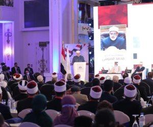 """مشاركون في مؤتمر الإفتاء لـ""""صوت الامة"""": عقد المؤتمر إشراقة أخرى لمصر العروبة والإسلام والتاريخ"""