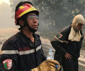 مشاهد مرعبة ودمار شامل.. الحرائق تخرج عن السيطرة حول العالم (صور)