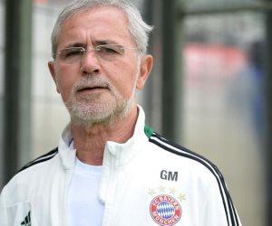 """وفاة جيرد مولر أسطورة كرة القدم الألمانية والنادي ينعيه """" كان شخصية متميزة في عالم كرة القدم"""" """"صور"""""""