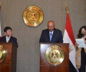 وزير خارجية اليابان: اتفقنا على التنسيق مع مصر عقب أحداث أفغانستان