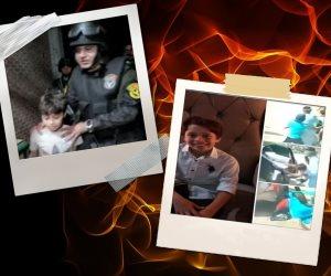 مصر الأمان.. إعادة طفل المحلة المختطف (ملف)
