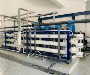 محطات مياه الشرب تروي عطش السيناوية: تنفيذ 14 محطة تحلية و32 «بئر ارتوازي» خلال 7 سنوات بشمال سيناء (صور)