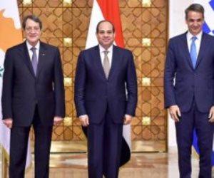 شراكة تاريخية وتعاون بناء.. العلاقات المصرية القبرصية