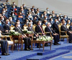 """""""حياة كريمة"""" لكل مصري ومصرية.. الرئيس السيسي """"يطرٌق"""" أبواب الخير لمصر"""