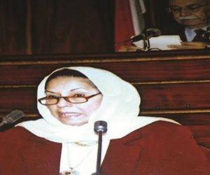 """وفاة المناضلة  """"سهير جلبانة"""" أول برلمانية سيناوية.. وتشييع جثمانها """"السبت """"حال وصوله من القاهرة"""