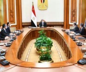 الرئيس السيسى يوجه بصياغة مخطط متكامل للإدارة وصيانة العاصمة الإدارية.. وتجهيز المتحف المصري على أعلي مستوى
