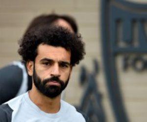 محمد صلاح يتألق فى تدريبات ليفربول قبل مواجهة ميلان فى دوري أبطال أوروبا