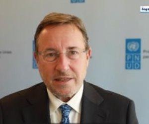 برنامج الأمم المتحدة الإنمائى: نتعاون مع مصر لتحقيق التنمية المستدامة