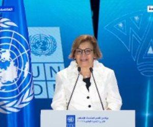 """الأمم المتحدة: تقرير التنمية البشرية تناول فترة مفصلية و""""مصر فعلا أم الدنيا"""""""