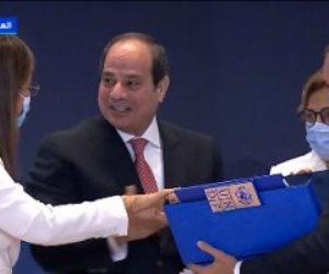 ممثلة برنامج الأمم المتحدة الإنمائى تشكر الرئيس السيسى: مصر تنفذ حركة عمل قوية